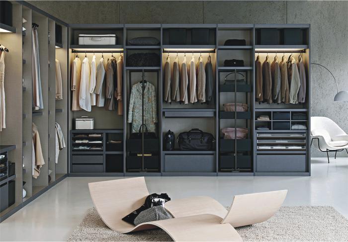 壁柜、衣帽间