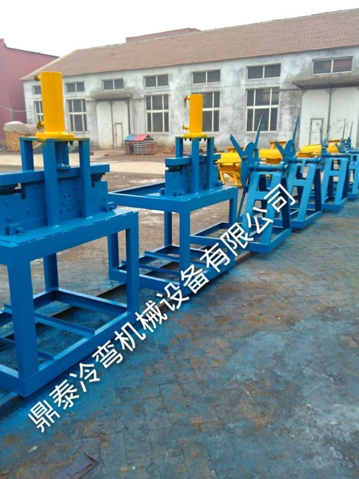 厂家直销压管机,用于阳台护栏道路护栏制作