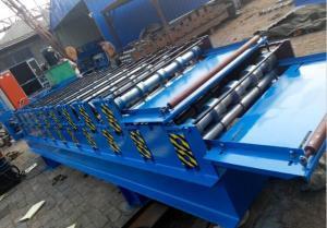 河北鼎泰厂家直销全自动840压瓦机,压制屋顶板(金属成型设备)