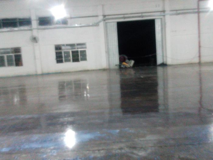 防水型密封固化剂抗渗防油污硬化地坪