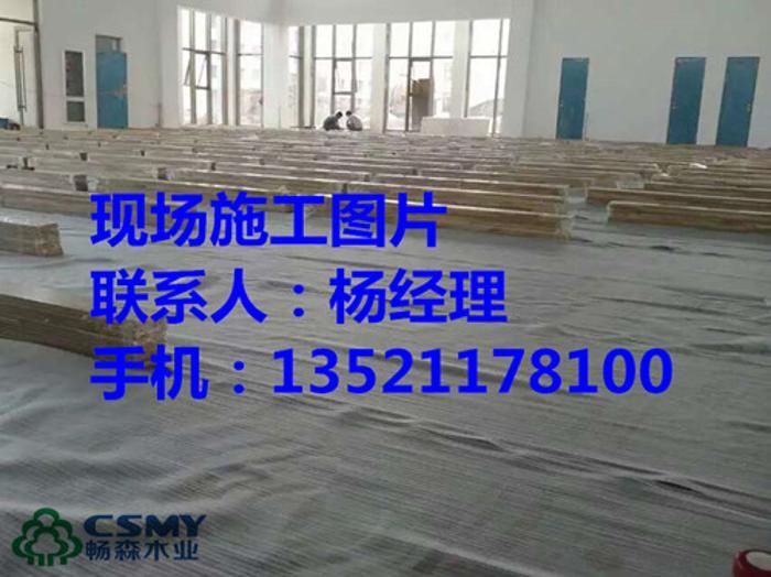 江苏省昆山市运动木地板价格