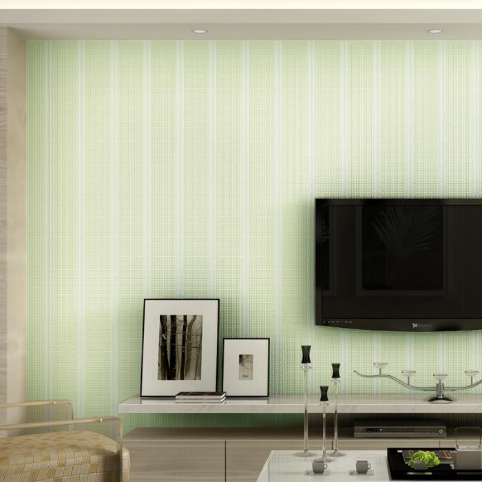 立体格子条纹素色无纺布高发泡壁纸
