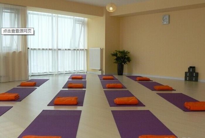博高瑜伽室吸音防滑塑胶地板,瑜伽房pvc地板厂家