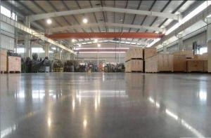 混凝土密封固化劑地坪 最大程度提高混凝土的硬度、強度和耐磨性能、滲透性好 廣州市白云區金城新型建材廠
