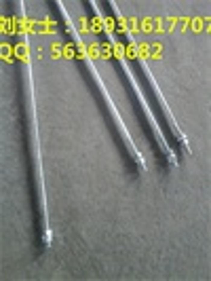 焊接地脚螺栓=热镀锌拉杆=镀锌牙条丝杠双头