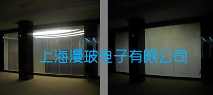 智能电控调光玻璃/通电玻璃/电致变色玻璃/雾化玻璃/电子液晶投影玻璃/调光变色玻璃