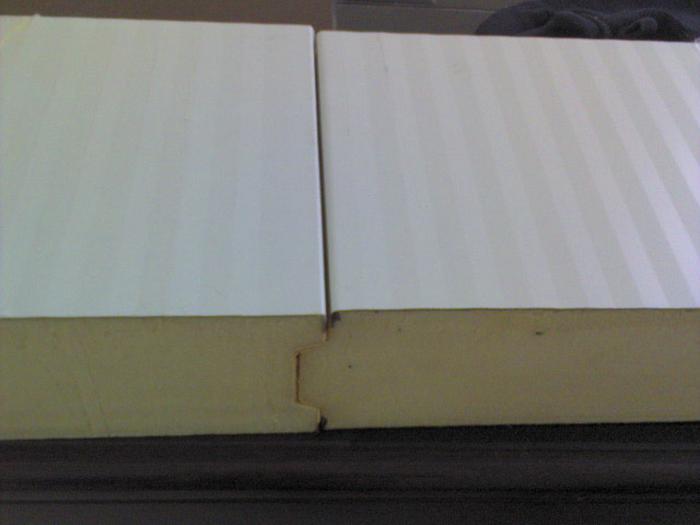 聚氨酯保温冷库板