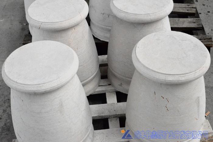 石材装饰凳【自有矿山,货源稳定】石柱石材装饰柱