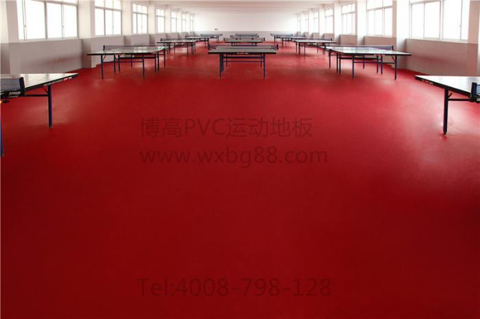 博高体育馆运动地板,江苏体育馆防滑pvc地板