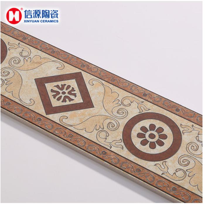 波打线 瓷砖仿古砖波导线150*600波打线 客厅卧室地脚线走边线边框线