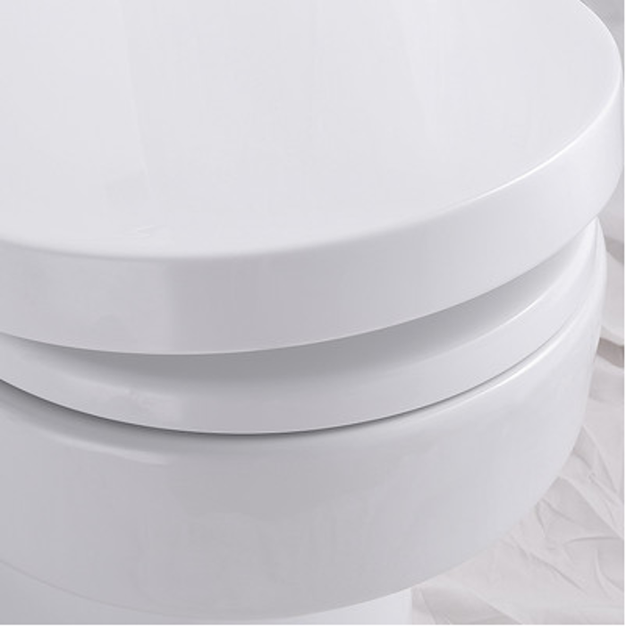 节水静音连体坐便器 超漩式马桶 洁具卫浴