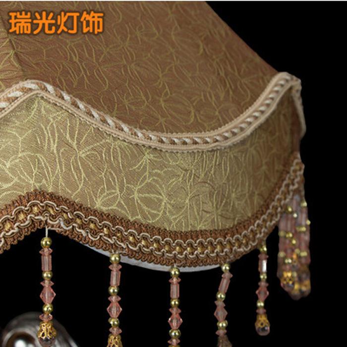 欧式落地灯 客厅灯具 卧室奢华树脂铁艺简欧书房艺术时尚灯