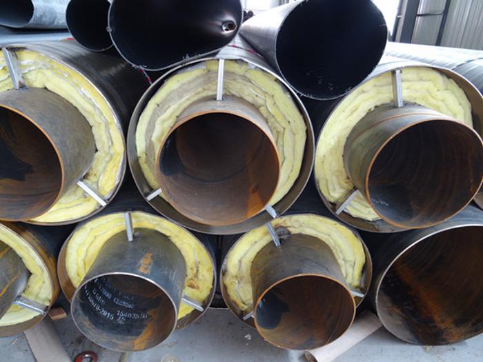供应沧州博光聚氨酯发泡保温螺旋钢管价格-建材-沧州盐山价格(图)