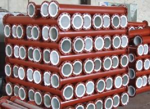 沧州博光管道专业生产直销衬胶脱硫管道-黄经理(图)