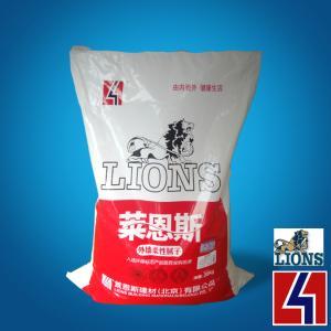 外墻柔性膩子  粘結力強、強韌抗裂、良好的抗滲性 萊  恩斯建材(北京)有限公司