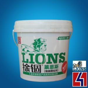 地面固化剂 永久的提高强度、具有低粘度、低碱性、超常耐磨性 莱  恩斯建材(北京)有限公司