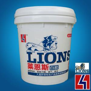 白乳胶 固化较快、粘接强度较高,粘接层具有较好的韧性和耐久性 莱恩斯建材(北京)有限公司