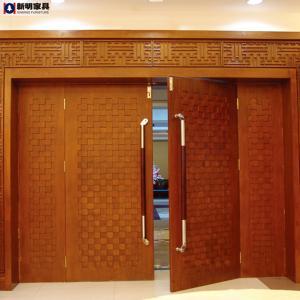 新明家具复合免漆门 厂家直销 室内门 套装门 卧室门 书房门 木门(厚度根据需求定制)