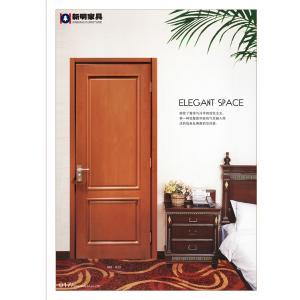 新明家具套装门原木门房间门美式室内门厂家直销可定制