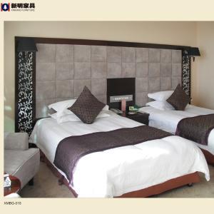 新明家具酒店宾馆 双人标准间大床房