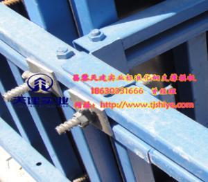 剪力墙模板支撑q235冷轧钢成本低可重复使用