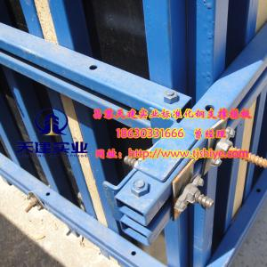 剪力墙模板支撑建筑材料小方钢冷轧坚固