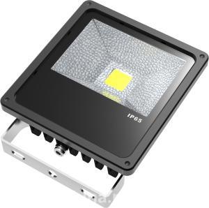 多益LED户外投光灯50w100w150w400w投射灯室外灯防水户外灯