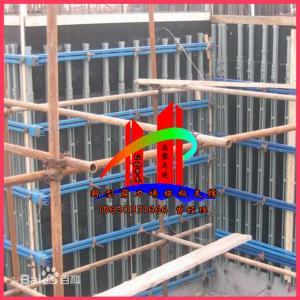 上海天建实业直供新型剪力墙模板支撑建筑钢模板稳固牢靠