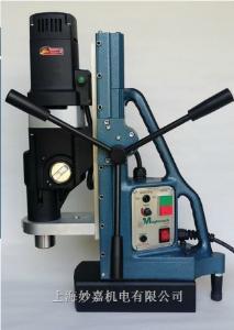 销售进口大型多功能无极调速磁力钻钻孔机MTD140