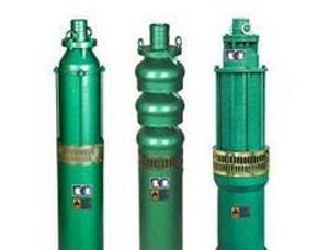 QS型充水湿式潜水泵