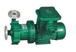 CQG型耐高溫磁力驅動泵