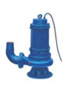 QW(WQ) YW GW LW(WL)型高效无堵塞排污泵