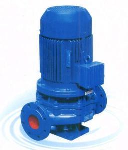 ISG管道增壓泵、循環泵、便拆式管道泵