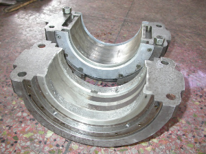 巴氏合金軸瓦維修 汽輪機安裝軸瓦