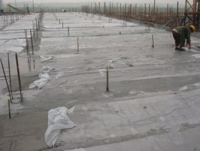 大体积砼 结构厚实 混凝土量大 北京新奥混凝土集团有限公司