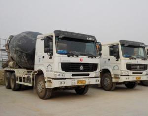 混凝土 良好的可塑性、高强耐久、震性能好 上海益康混凝土有限公司