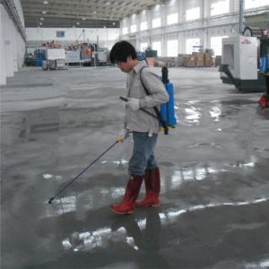 混凝土水泥地面密封固化剂硬化地坪