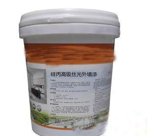 硅丙丝光外墙涂料 防水、防霉抗藻及抗碱性能优异 中冶建筑研究总院有限公司