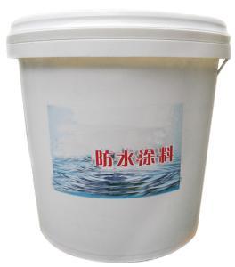 硅橡胶防水涂料 防水、极好的弹性、环保 中冶建筑研究总院有限公司