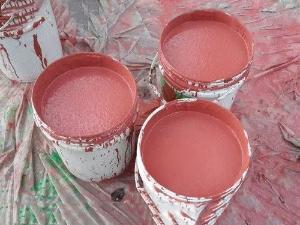 環氧鐵紅底漆 漆膜附著力、耐腐蝕性能優異、防銹、耐水 中冶建筑研究總院有限公司