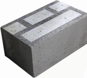 混凝土复合自保温砌块 优异保温性能和性价比、显著增加砌体强度、防火 首页