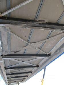 栈桥板 承重、保温、防水、防火、防腐蚀 北京天基新材料股份有限公司