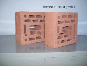 空心砖多孔砖  耐压、抗折、耐酸、耐碱 邹平永和新型建材有限公司