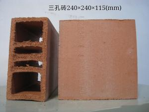 煤矸石烧结砖 耐压、抗折、耐酸、耐碱 邹平永和新型建材有限公司