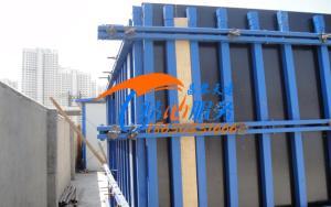 新型剪力墻模板支撐鋼模板支撐施工高效