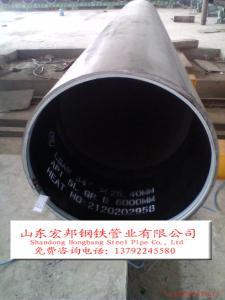 供應API5L管線管 X52 X42 山東管線管 埋弧焊螺旋線管