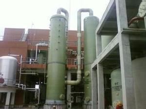 玻璃钢脱硫塔 锅炉脱硫除尘器厂家直销