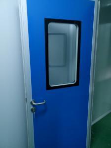 新型铝型材洁净彩钢门