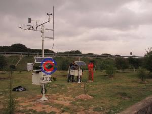 TD-1J 交通气象站