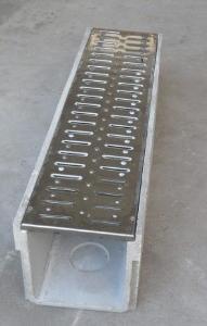 树脂盖板排水沟